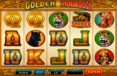 golden princess microgaming online slots