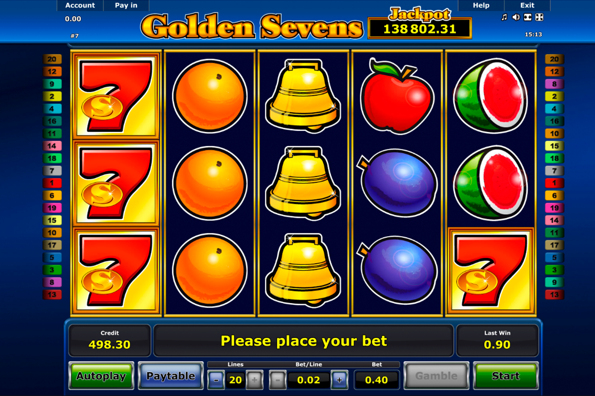 Spiele Golden Reel - Video Slots Online