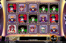 graveyard shift pragmatic online slots