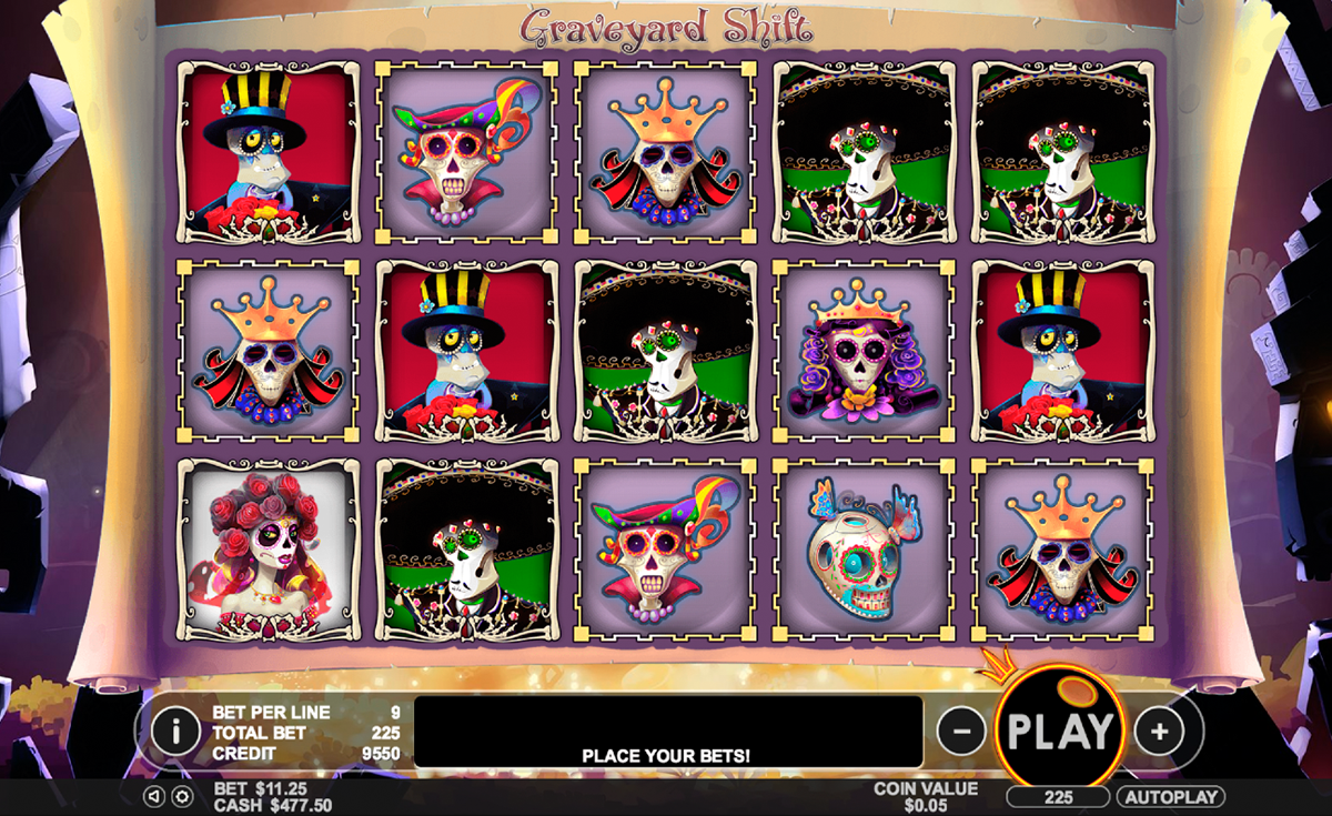 Graveyard Shift Slot - Play Free Pragmatic Play Games Online