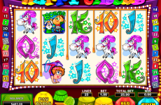 happy circus pragmatic online slots