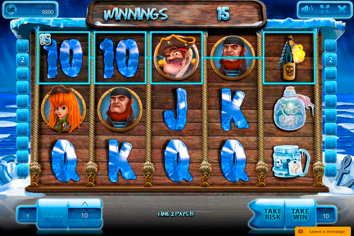 ice pirates endorphina online slots