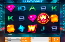 illuminous quickspin online slots