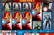 iron man 2 playtech online slots