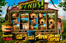 it came from venus betsoft online slots