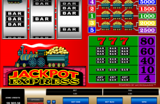 jackpot express microgaming online slots