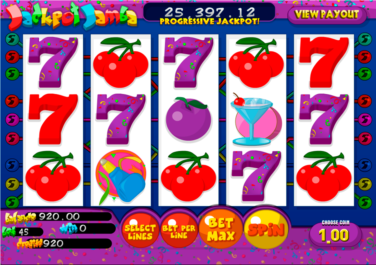 Free online jackpot games