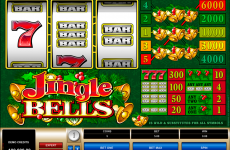 jingle bells microgaming online slots