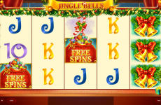jingle bells red tiger online slots