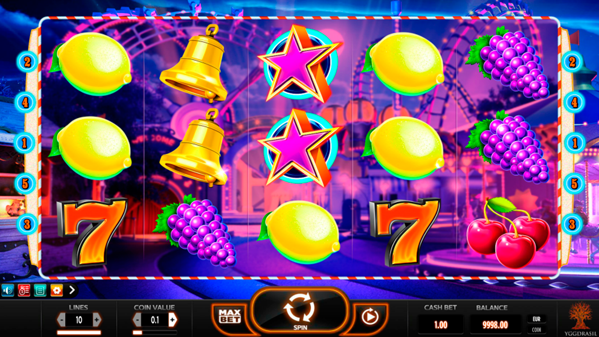 Jokerizer™ Slot Machine Game to Play Free in Yggdrasil Gamings Online Casinos
