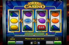 jokers casino novomatic online slots