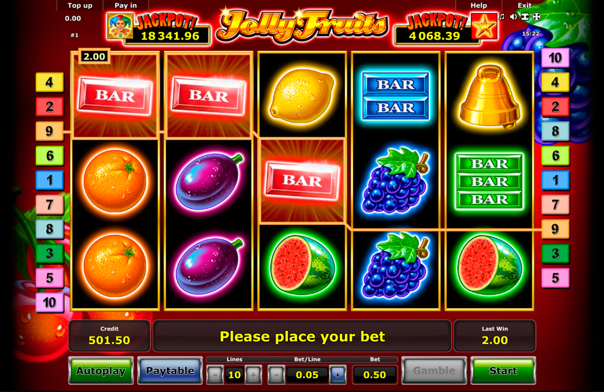 Spiele Imperial Fruits 40 Lines - Video Slots Online