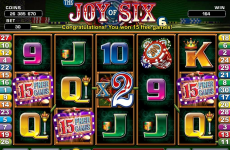 joy of six microgaming online slots