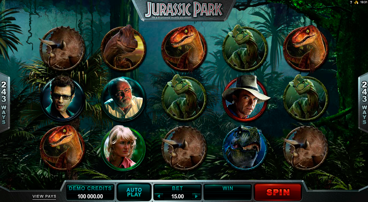 Play Jurassic Park Games - Emulator Online