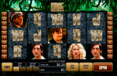 king kong playtech online slots