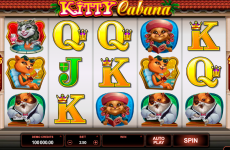 kitty cabana microgaming online slots