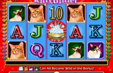 kitty glitter igt online slots