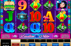 ladies nite microgaming online slots