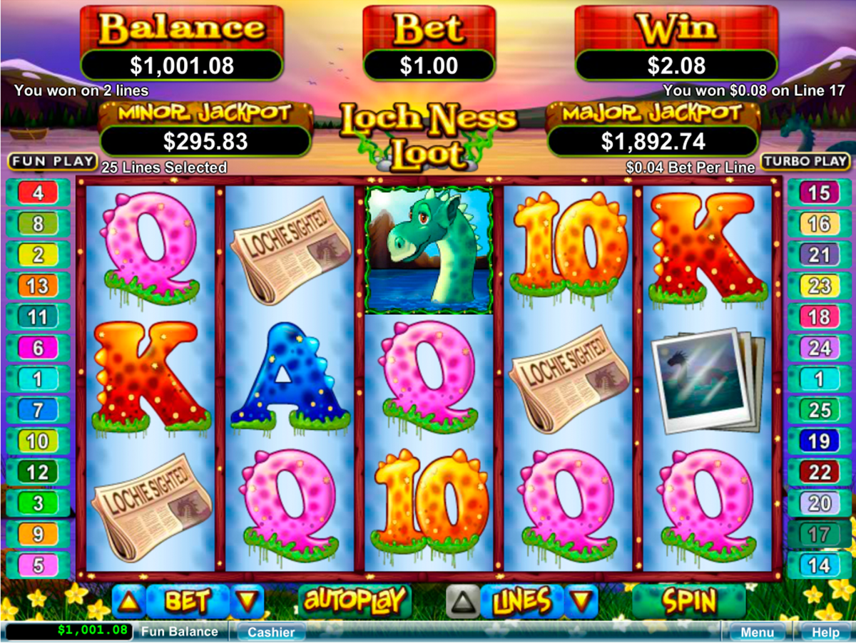 Robins Loot Slots Review & Free Instant Play Casino Game