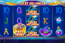 lucky halloween red tiger online slots