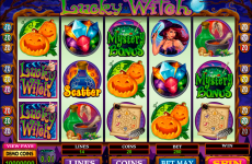 lucky witch microgaming online slots