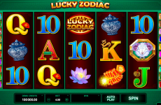 lucky zodiac microgaming online slots
