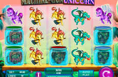 machine gun unicorn genesis online slots