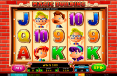 magic building leander online slots