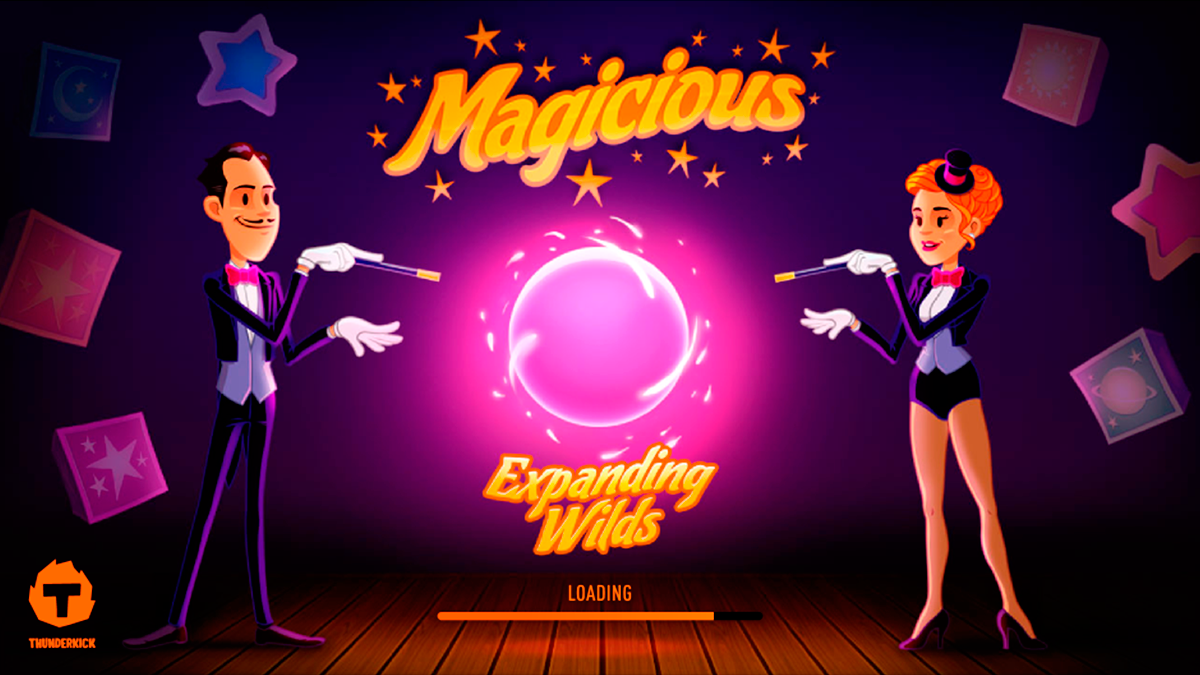 magicious thunderkick online slots