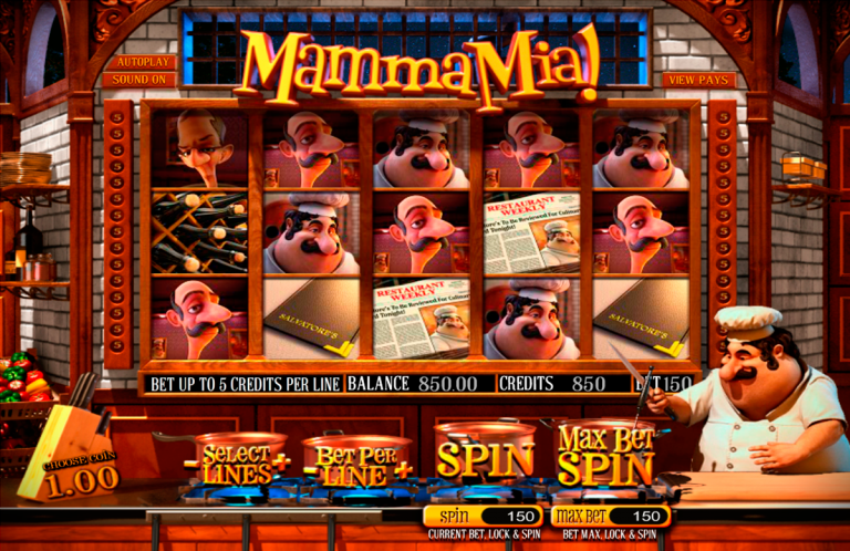 Check Out the Mamma Mia Slots with No Download