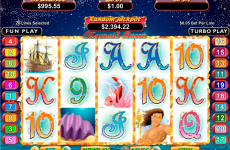 mermaid queen rtg online slots
