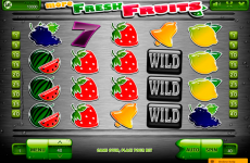 more fresh fruits endorphina online slots