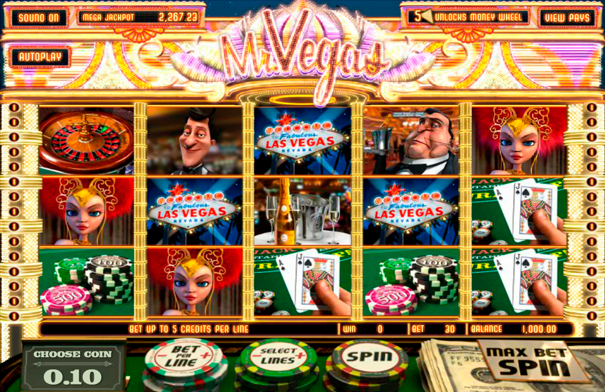 mr vegas betsoft online slots