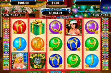 naughty or nice rtg online slots