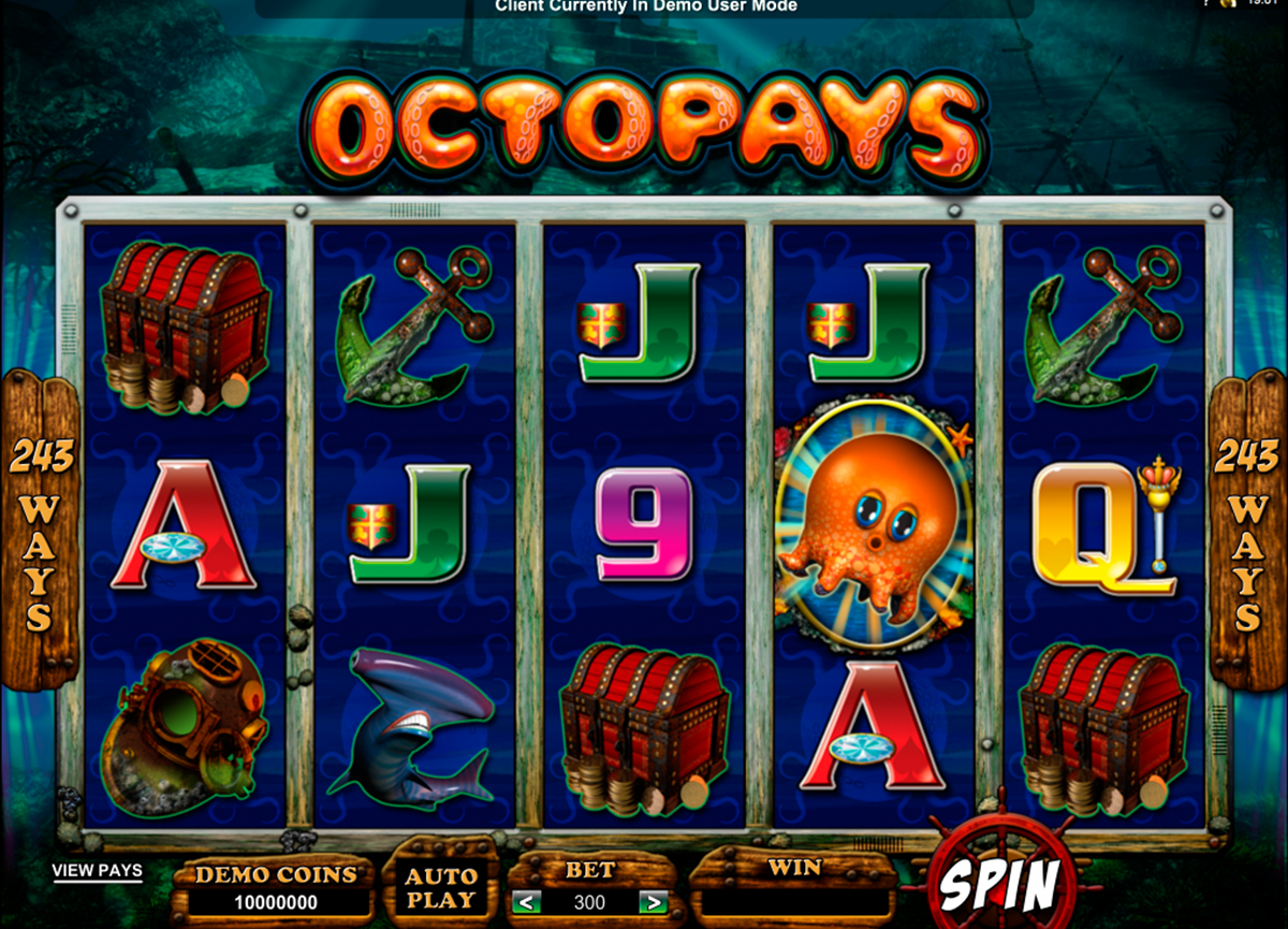 octopays microgaming online slots
