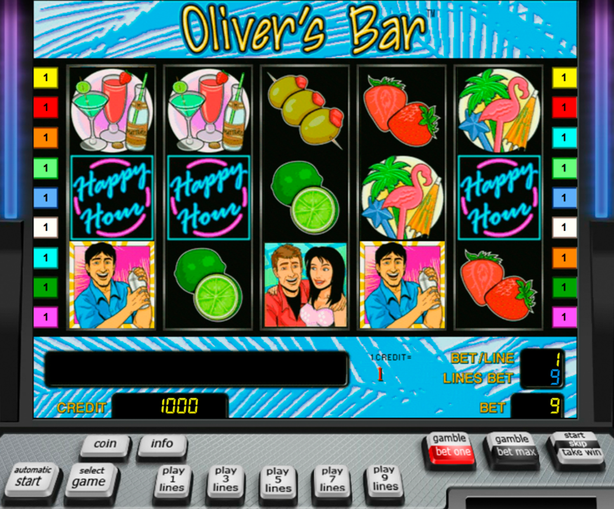 Oliver's Bar™ Slot Machine Game to Play Free in Novomatics Online Casinos