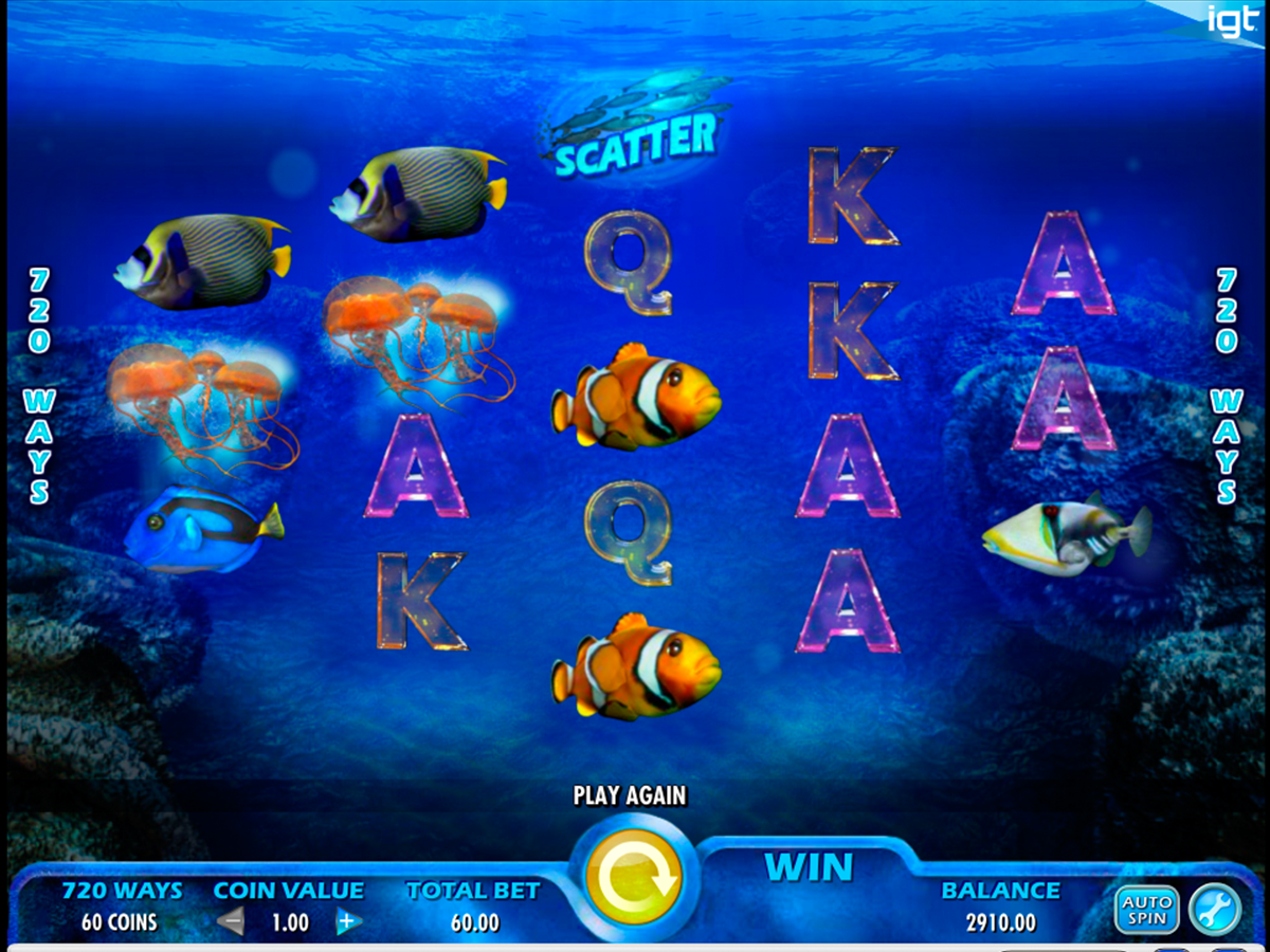 pacific paradise igt online slots