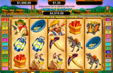 pay dirt rtg online slots