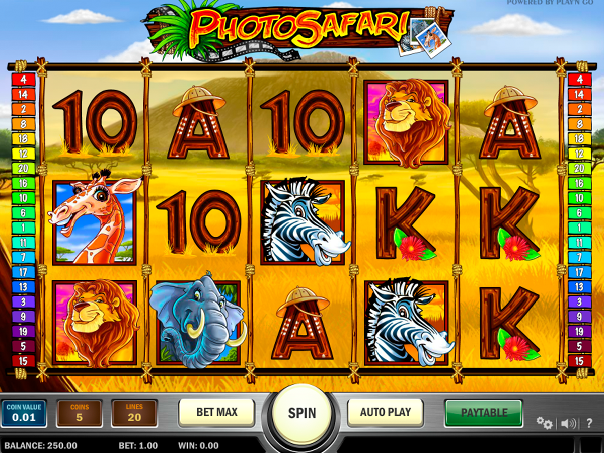 photo safari playn go online slots