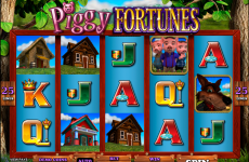 piggy fortunes microgaming online slots