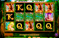 pixies of the forest igt online slots