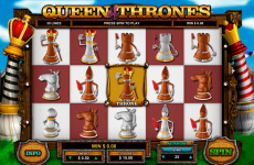 queen of thrones leander online slots