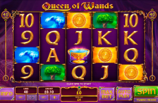 queen of wands playtech online slots
