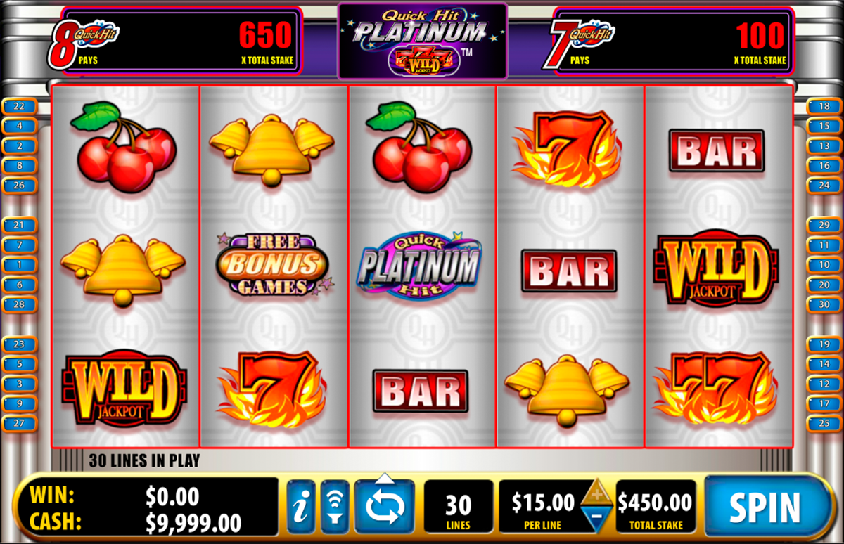 bally slot games