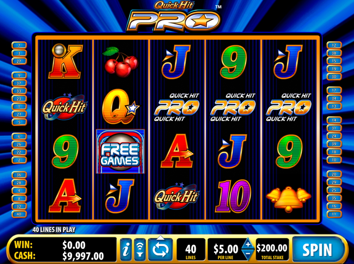 quick hit pro bally online slots