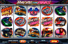 racing for pinks microgaming online slots
