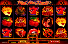 red hot devil microgaming online slots