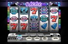 retro reels diamond glitz microgaming online slots