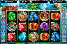 return of the rudolph rtg online slots