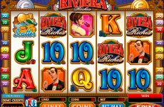 riviera riches microgaming online slots